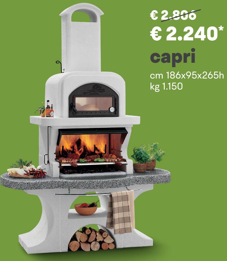 Barbecue Capri