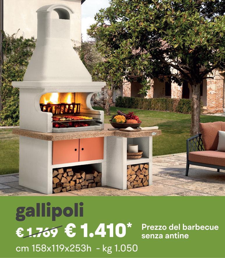 Barbecue Gallipoli
