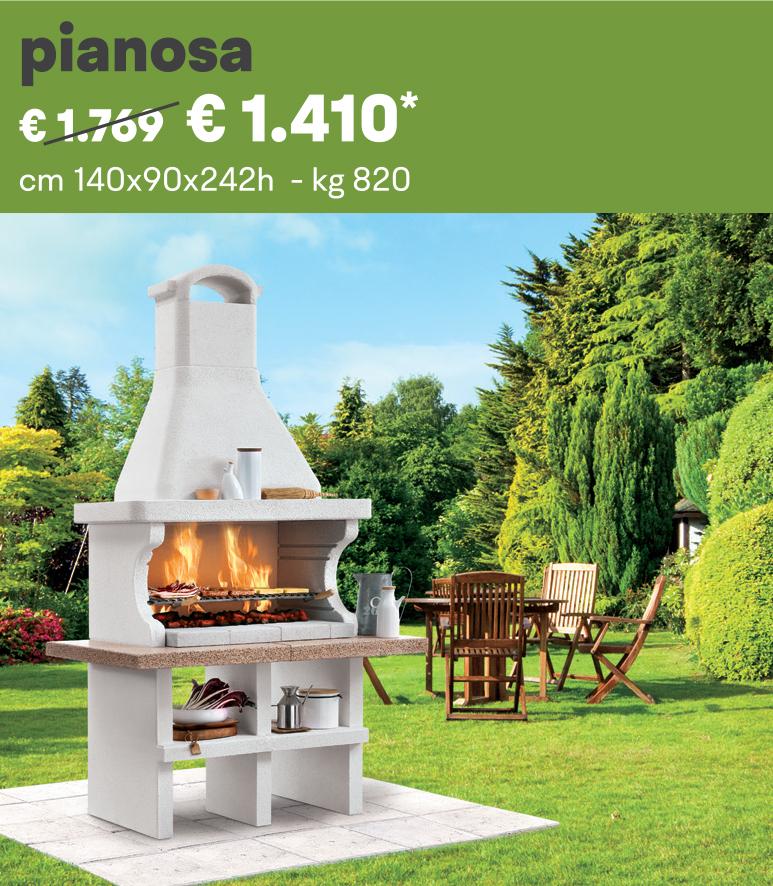 Barbecue Pianosa